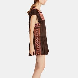 Free People Dresses - NWT Free People Day Glow Mini Dress